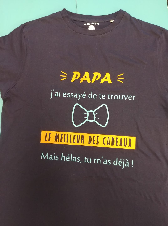 T-Shirt - Au fil de vos histoires
